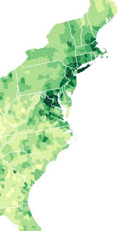 High Income County East
